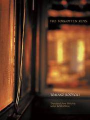 The Forgotten Keys (New Polish Writing) (English and Polish Edition)