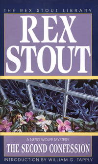 THE SECOND CONFESSION by  Rex Stout - Paperback - 1985 - from Riverwood's Books (SKU: 11251)