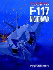 F-117 Nighthawk by Paul Crickmore - Paperback - from Powell's Bookstores Chicago and Biblio.co.uk