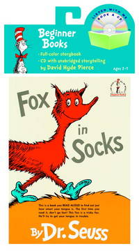 FOX IN SOCKS BOOK &