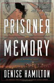 *Signed* Prisoner of Memory (Eve Diamond) (1st)