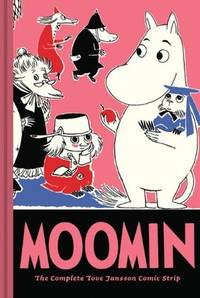 image of Moomin: The Complete Tove Jansson Comic Strip: Vol 5