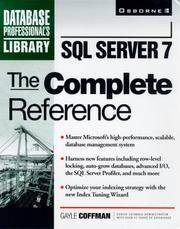 SQL Server The Complete Reference