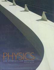 Physics For Scientists and Engineers, Chapters 1-39