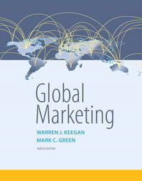 image of Global Marketing (9th Edition)