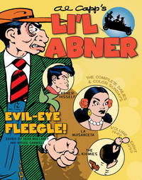 Li'l Abner: The Complete Dailies and Color Sundays Volume 8: 1949?1950
