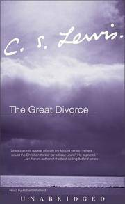 image of The Great Divorce: The Great Divorce