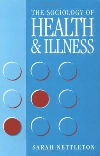 image of Sociology of Health and Illness