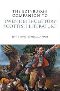 image of The Edinburgh Companion to Twentieth-Century Scottish Literature (Edinburgh Companions to Scottish Literature)