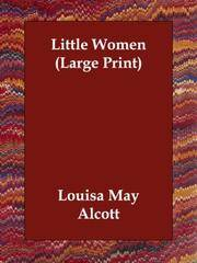 image of Little Women (Large Print)