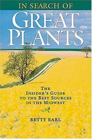 In Search of Great Plants