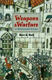 Weapons and Warfare in Renaissance Europe: Gunpowder, Technology, and Tactics.