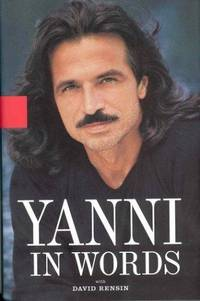 Yanni in Words [Signed & Inscribed By Yanni]