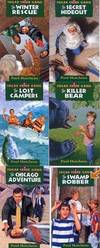 image of Sugar Creek Gang Books 1-6 Set (The Swamp Robber/The Killer Bear/The Winter Rescue/The Lost Campers/The Chicago Adventure/The Secret Hideout)