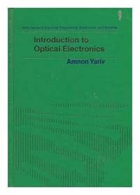 Introduction to Optical Electronics