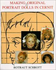 Making Original & Portrait Dolls in Cernit