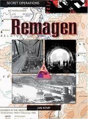 Secret Operations; Remagen Bridge (Publisher series: Secret Operations.)