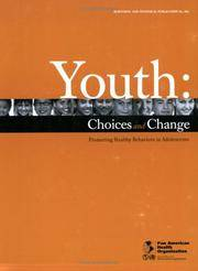 Youth: Choices and Change (Scientific and Technical Publication)