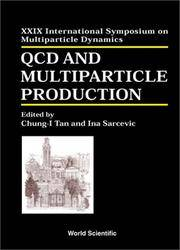 QCD and Multiparticle Production