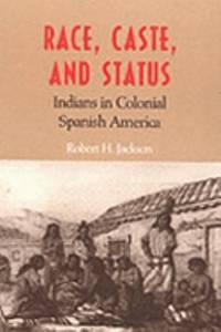 Race, Caste and Status