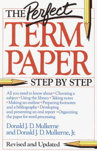 THE PERFECT TERM PAPER
