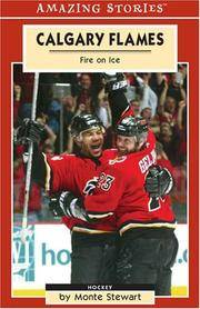 Calgary Flames: Fire on Ice (Amazing Stories)