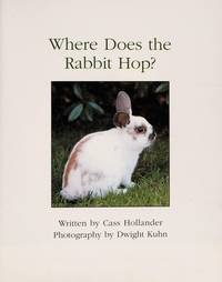 READY READERS, STAGE 2, BOOK 30, WHERE DOES THE RABIT HOP?, SINGLE CO