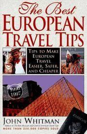 The Best European Travel Tips
