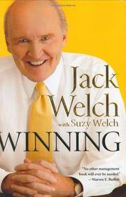 Winning by  Jack Welch Suzy Welch - Hardcover - 2005-04-01 - from Open Books (SKU: mon0000526778)