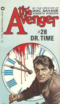 image of The Avenger: Dr. Time
