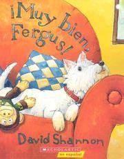 image of Muy Bien, Fergus! (Spanish Edition)