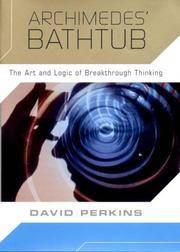 Archimedes' Bathtub