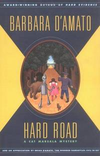 image of Hard Road: A Cat Marsala Mystery