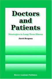 Doctors and Patients: Strategies in Long-term Illness