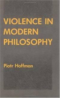 Violence in modern Philosophy