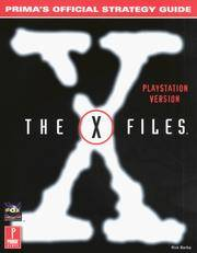 The X-Files: Prima's Official Strategy Guide