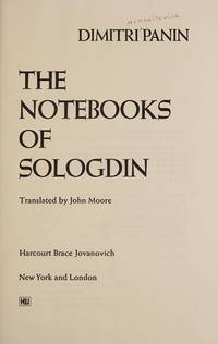 The Notebooks of Sologdin