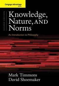 KNOWLEDGE NATURE+NORMS COLL.ADVANTAGE