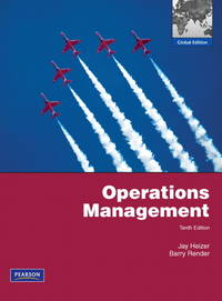 Operations Management:Global Edition