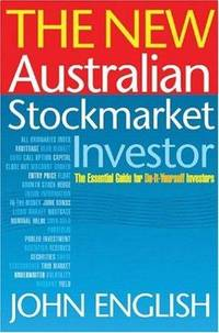 The New Australian Stockmarket Investor 3rd Ed (New Speciality Titles)