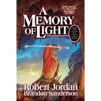 A  Memory of Light - A Memory of Light vol. 3 - Wheel of Time vol. 14 by Robert Jordan  Brandon Sanderson - 2013