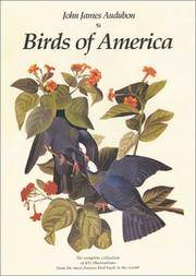 Birds of America by John James Audubon - 2000-12-06