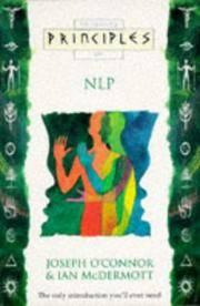 Thorson's Principles of NLP by  Ian  Joseph; McDermott - Paperback - 1996-04-01 - from Bookfriendz (SKU: 167516906)