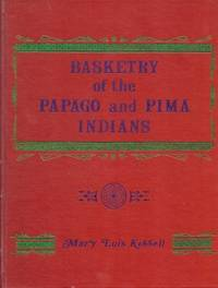 Basketry of the Papago and Pima Indians