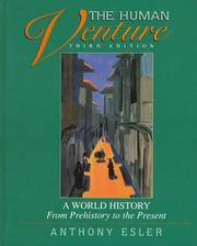 image of The Human Venture: A World History from Prehistory to the Present