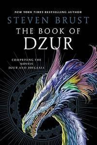image of The Book of Dzur: Comprising the Novels Dzur and Jhegaala (Vlad)