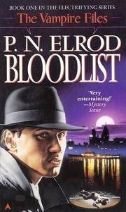 image of The Vampire Files 1 Bloodlist