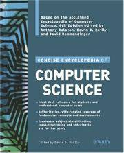 Concise Encyclopedia of Computer Science