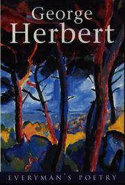 image of Herbert: Everymans Poetry: 8 (Everyman Poetry)