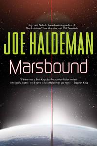 Marsbound: a Novel